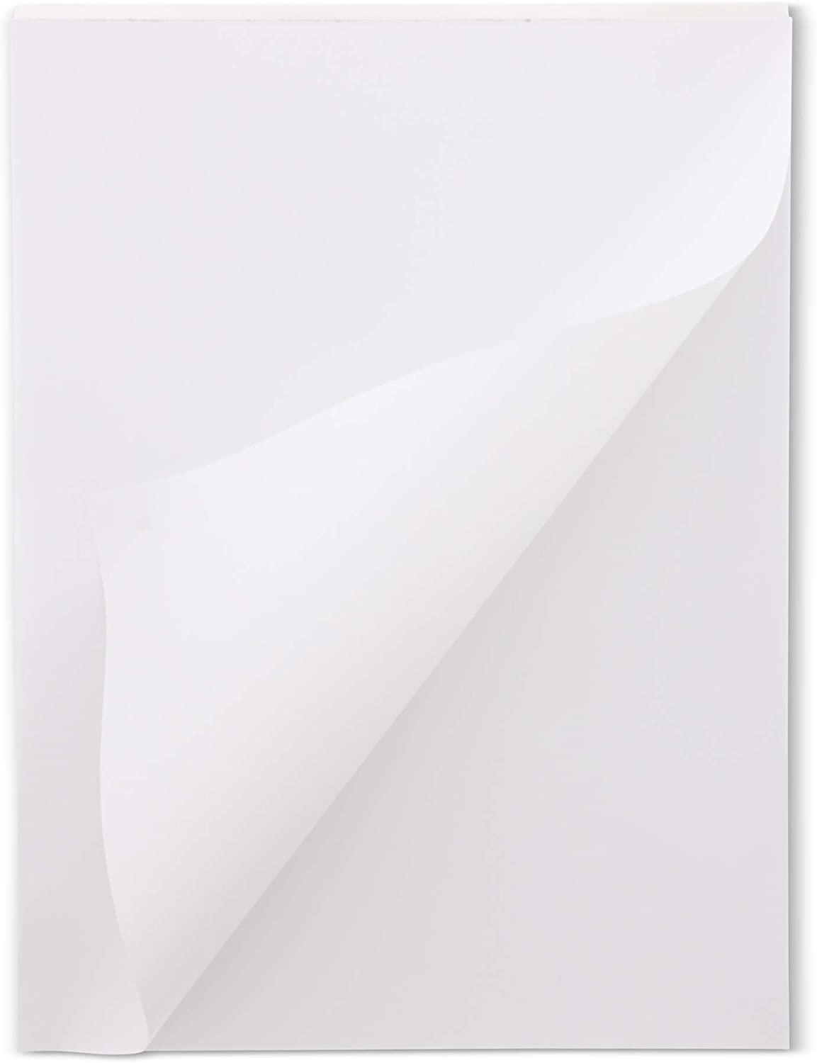 9 x 12 In, 50 Sheets Semi-Transparent White Drawing Paper Pad for Markers