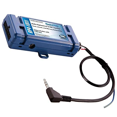 PAC RadioPRO4 Radio Replacement Interface RP4-FD11 (for select Ford vehicles): Car Electronics