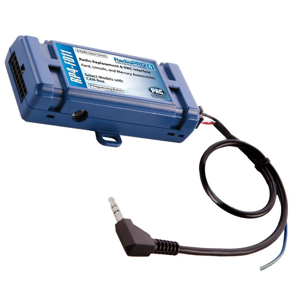 PAC RadioPRO4 Radio Replacement Interface RP4-FD11 (for select Ford vehicles) by PAC