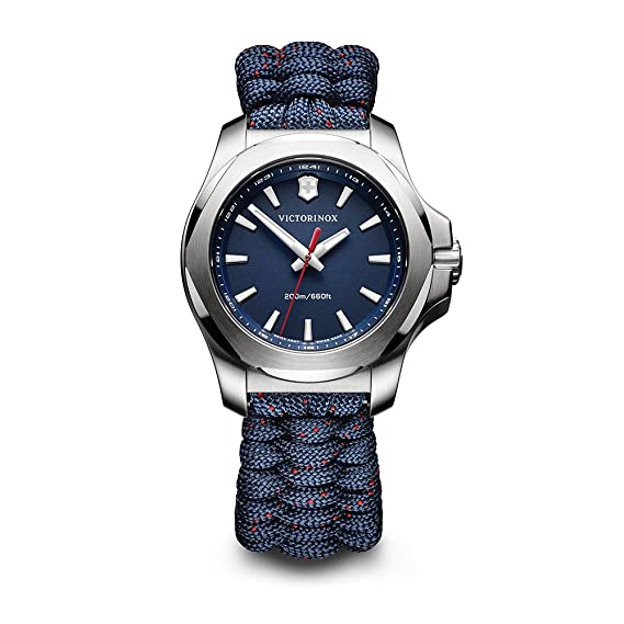 Victorinox Reloj de Analog Display Swiss Quartz Gris para mujer ... 859f47604b79
