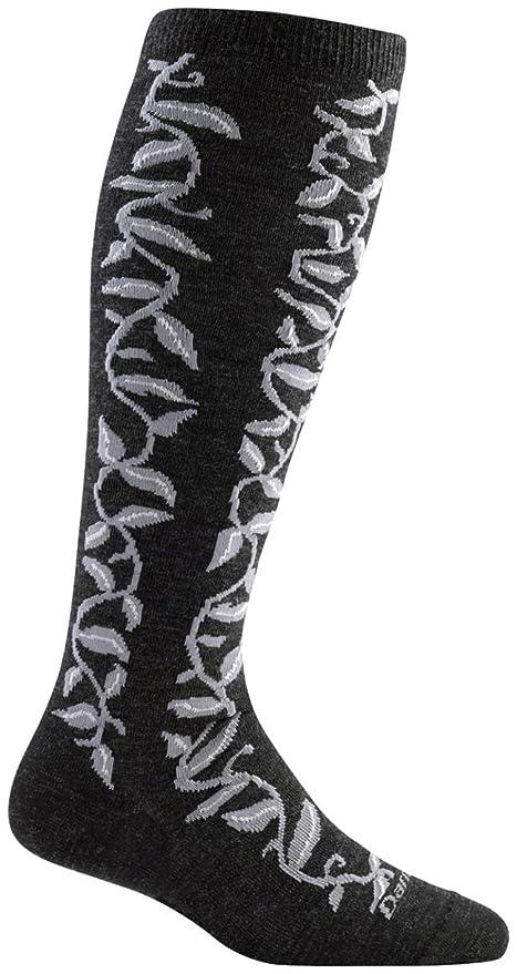 94fe60a49 Darn Tough Merino Wool Ivy Knee High Light Sock - Women s Black Small  Discontinued