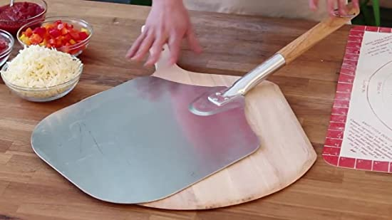 Kitchen Supply Aluminum Pizza Peel Review