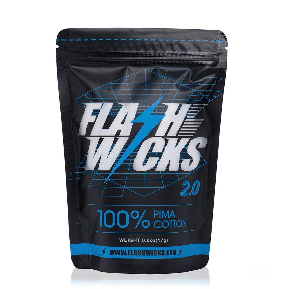 Flash Wicks Cottons Fabric 100% Natural Organic Fibers Wick Cotton For DIY SHURUN