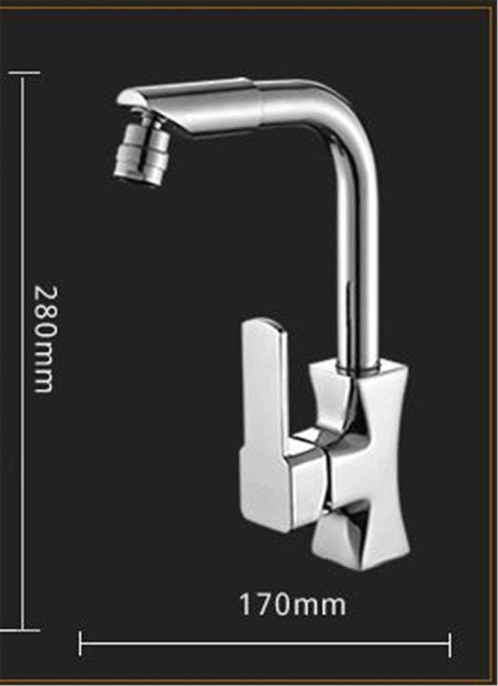 Amazon.com: Dayanand Kitchen Faucet Align Motion sense Wave Sensor ...