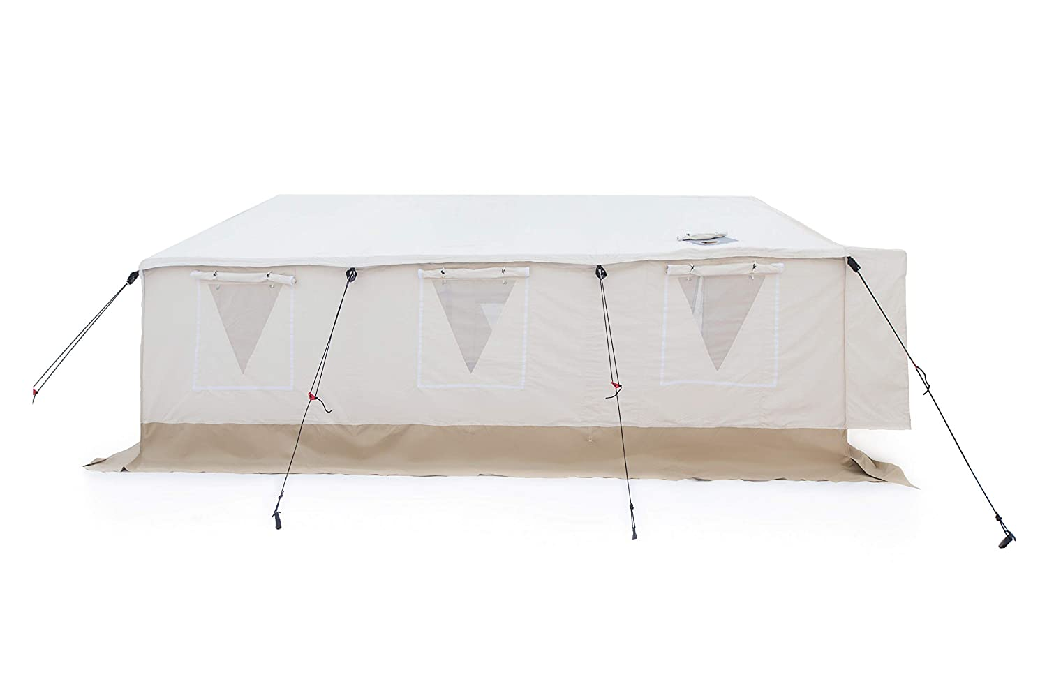Best Canvas Tents Review (September 2019) : Four Season