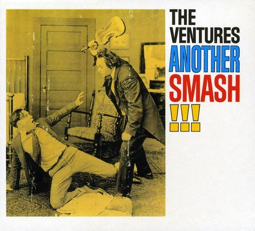 CD : The Ventures - Another Smash (France - Import)