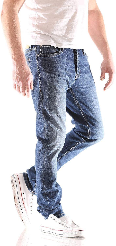 JACK /& JONES Herren Glenn Original Slim Jeans