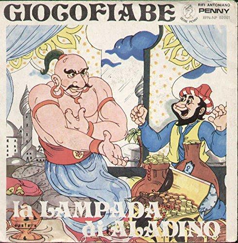 """Price comparison product image (VINYL 7"""") La Lampada Di Aladino"""