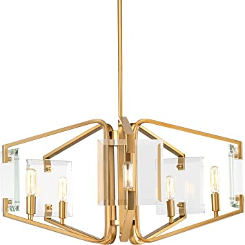 Amazon.com: progress lighting p400071 – 109 Cahill five ...