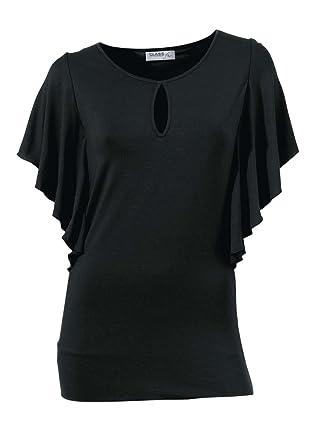 57c6cb224d55 CLASS INTERNATIONAL Damen-Shirt Bodyforming-Shirt Schwarz Größe 34 ...