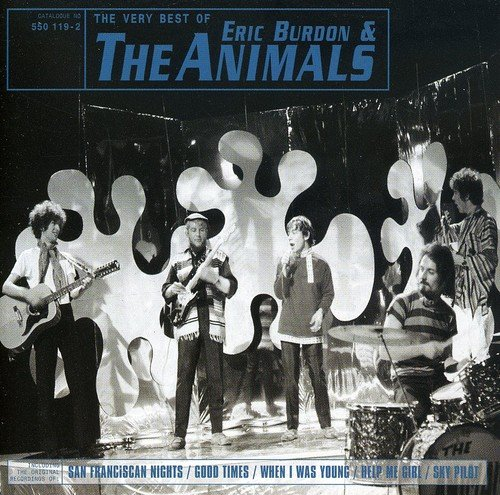 The Animals - The Very Best Of Eric Burdon & The Animals - Zortam Music