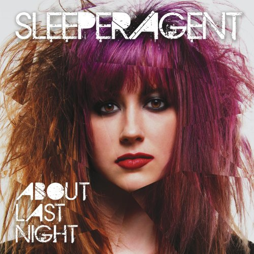 Vinilo : Sleeper Agent - About Last Night (Limited Edition, Colored Vinyl)