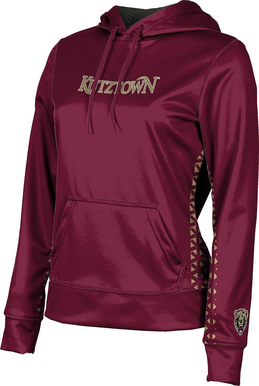 School Spirit Sweatshirt Geo ProSphere Kutztown University Girls Pullover Hoodie