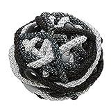 L. Erickson - Pelota de pony estrecha, Negro metálico, Una talla