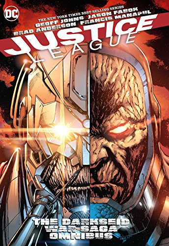 (Justice League: The Darkseid War Saga Omnibus )