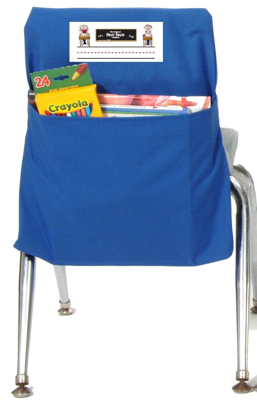 Seat Sack, Small, 12'' Blue Seat Sack - 00112 by SEAT SACK