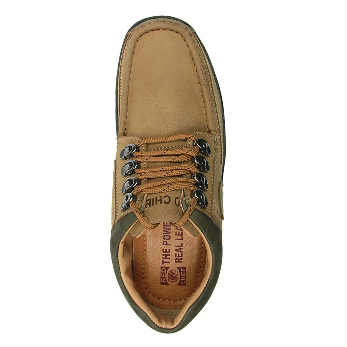 Buy Red Chief Men's Brown Casual Shoes