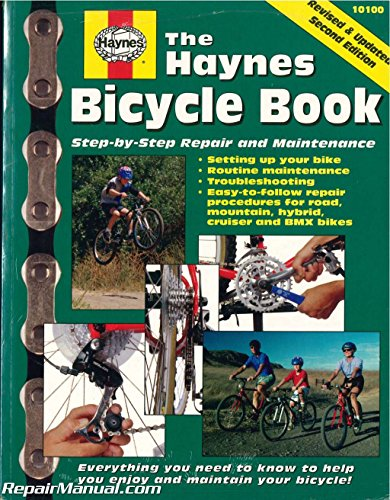 The Bicycle Book (Haynes Automotive Repair Manual Series
