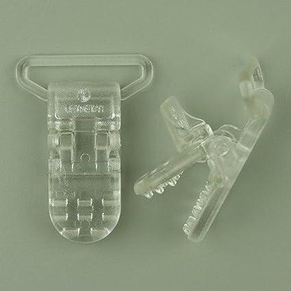 chengyida graewe 047.0100 Kam 20 mm bebé chupete Badge T plástico ...