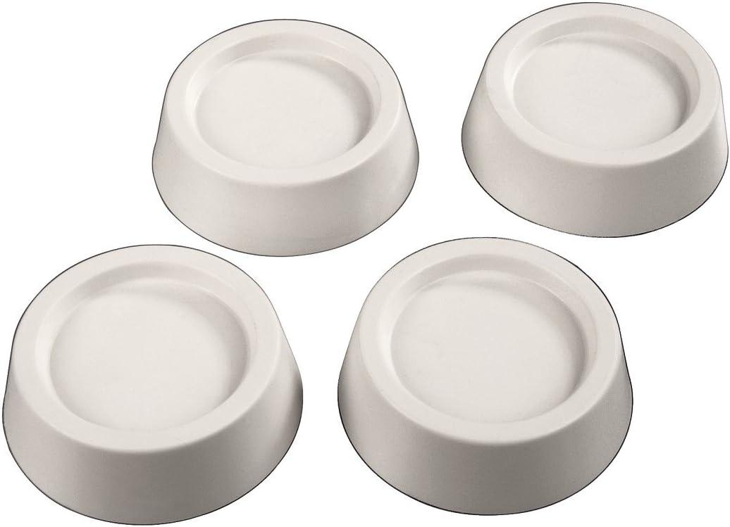 Xavax 00110879 TPE - Soportes anti vibración para electrodomésticos