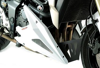 KAWASAKI Z750 04-11//Z750S//Z750R 11-12//Z1000 03-09//BLACK-GOLD MESH NEW STYLE BELLY PAN