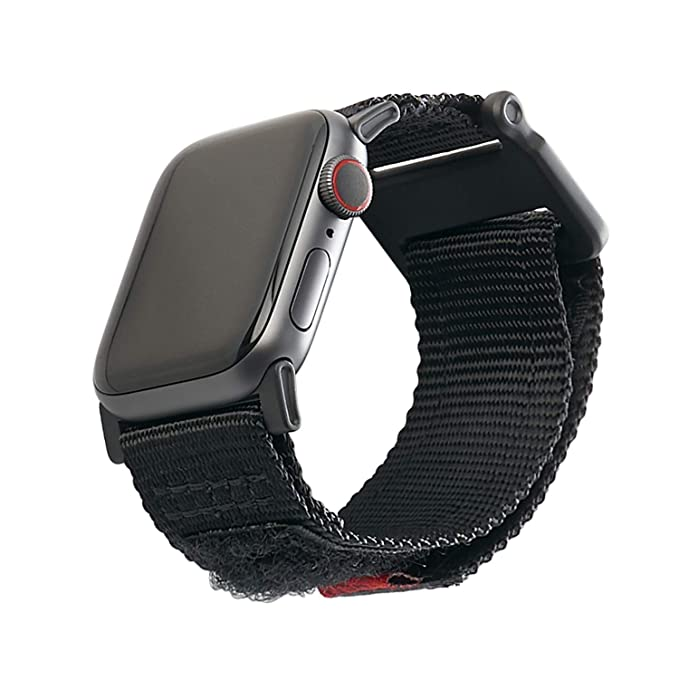 Urban Armor Gear Active Correa para Apple Watch (42mm) y Apple Watch (44mm) (Series 5, Series 4, Series 3, Series 2, Series 1, Correa reemplazable) - ...