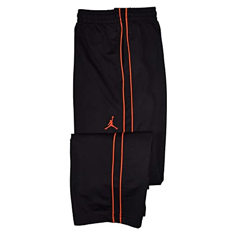 468c82fd60b Amazon.com: Nike Air Jordan Big Boys' Jumpman Basketball Pants: Clothing