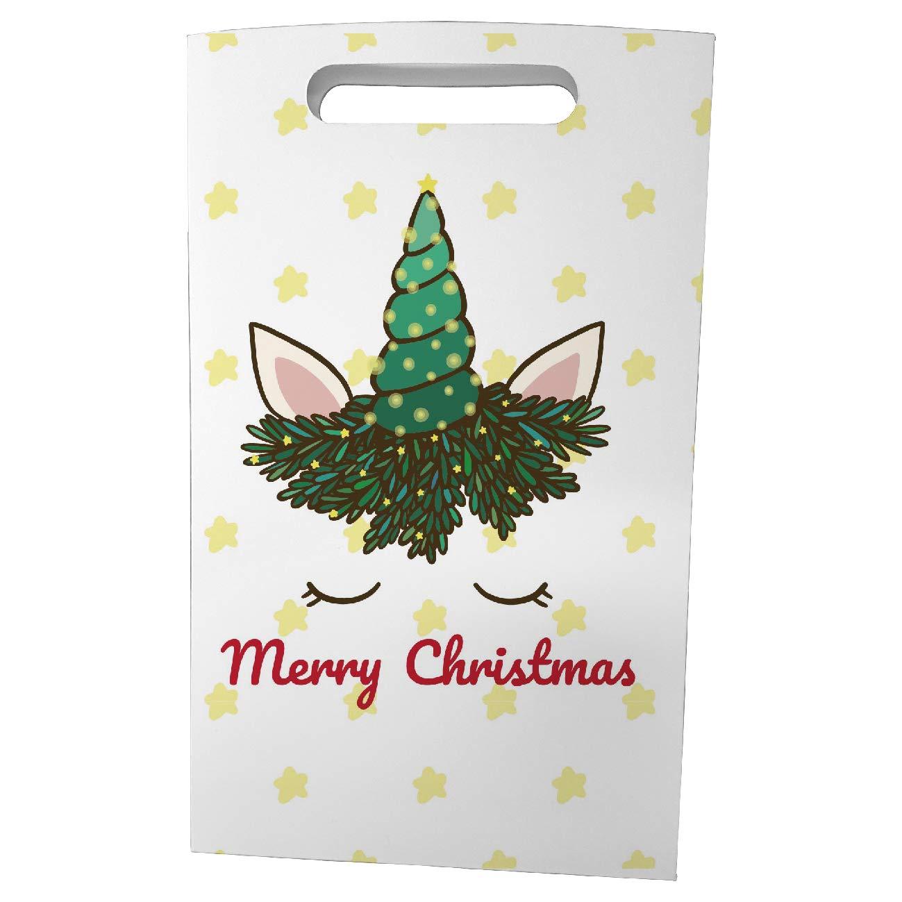 My Custom Style Cajas Mixtas # Natale-unicorno3 # cartulina 300 G: Amazon.es: Hogar