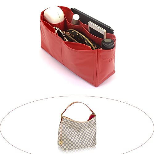b39f73d0bad Amazon.com: Leather Bag Organizer for Delightful PM (New 2015 model ...