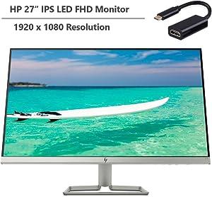 HP Pavilion 27Q Monitor, 27