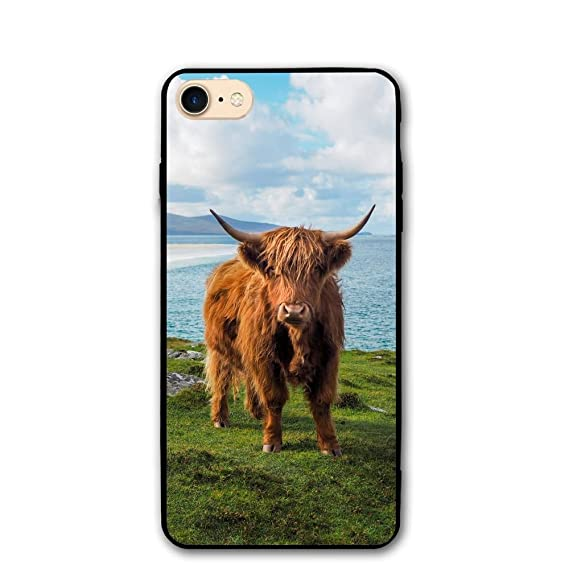cow print iphone 7 case