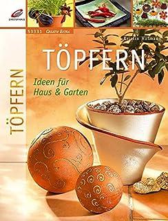 Excellent Tpfern Ideen Fr Haus Garten Creativ Extra With Keramik Ideen Fr  Den Garten