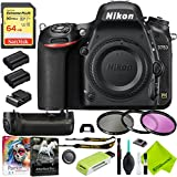 Nikon D750 DSLR Camera (Body Only) Advanced Combo