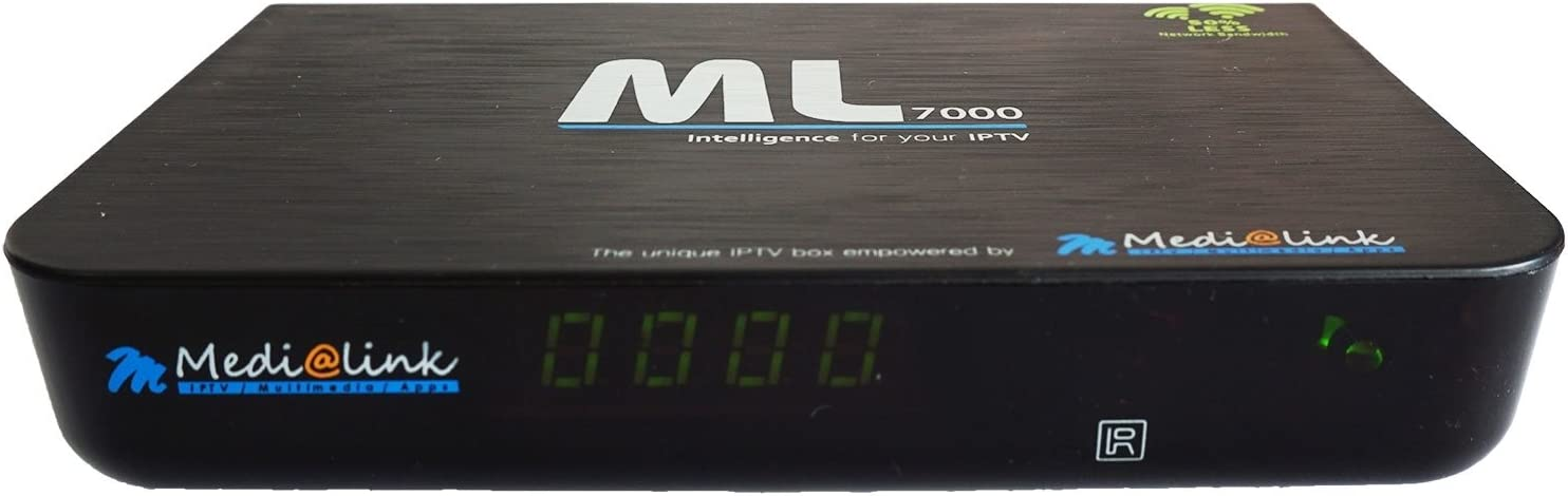 Medialink Smart Home ML7000 - Receptor IPTV: Amazon.es: Electrónica