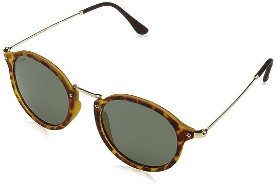 MSTRDS Unisex Sonnenbrille Spy, Mehrfarbig (Havanna/Grey 5152), One size (Herstellergröße: one size)