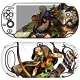 Skin Decal Sticker For Ps Vita 1000 Series Pop Skin-Dragon's Crown #02+Screen Protector+Offer Wallpaper Image