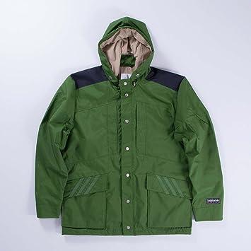 sale retailer b3f9f 0e493 adidas Ardwick Anorak Sweat Homme, Green, XL