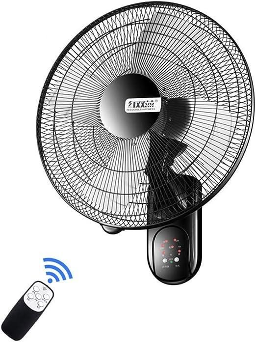 PNYGJOBS Ventilador de Montaje en Pared Control Remoto Inteligente ...