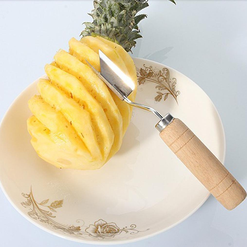 Sujing Piña Peeler Ojo Pineapple Seed Remover Clip Seed Core ...