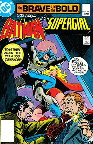 The Brave and the Bold (1955-1983) #160