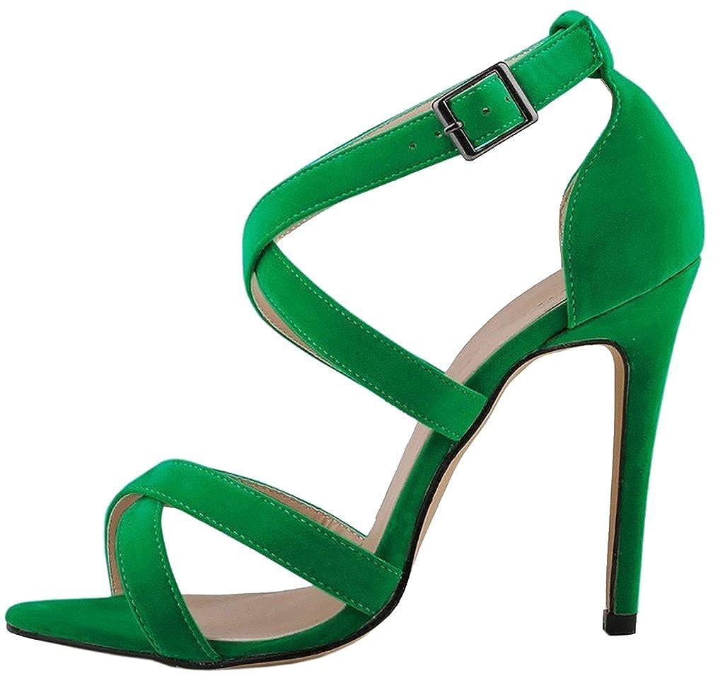 Calaier  Camountain, Damen Sandalen, grün - grün Größe: - Größe: grün 44 - eb7b1d