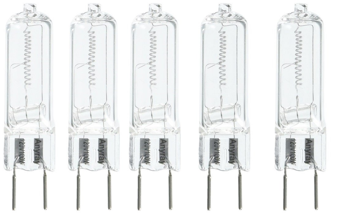(5)-Pack Replacement Bulb for Heath Zenith SL-5591-A2-A Halogen