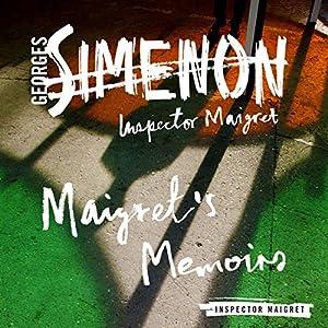 Maigret's Memoirs Audiobook