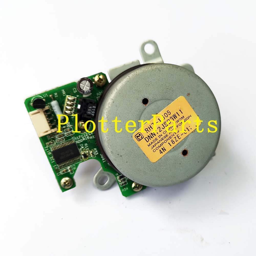 Printer Parts RH7-1495-000CN RH7-1605-000CN 24 VDC Brushless Motor for HP Color Laserjet 4650 4650DN 4650DTN 4650HDN 4650N Printer Part Used