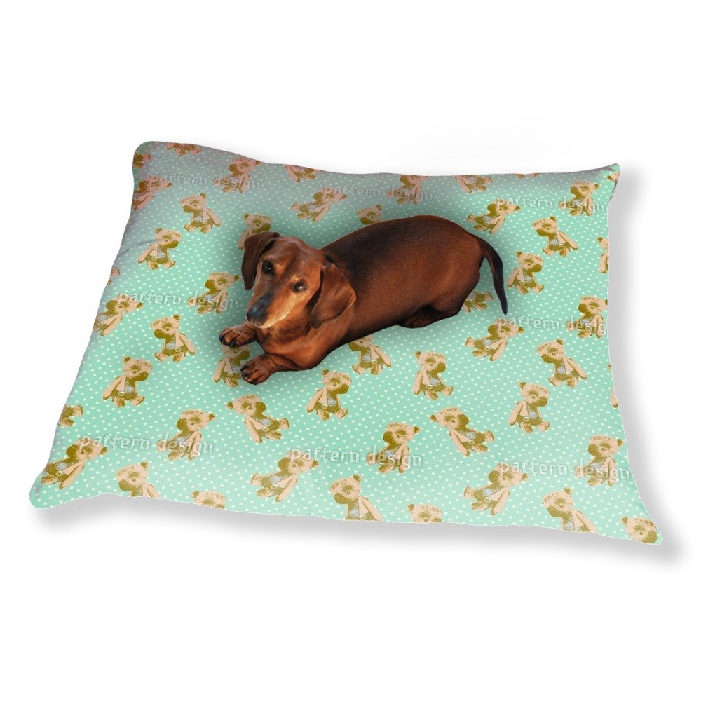 My First Teddy Dog Pillow Luxury Dog / Cat Pet Bed