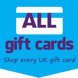 Gift Cards and Gift Vouchers UK
