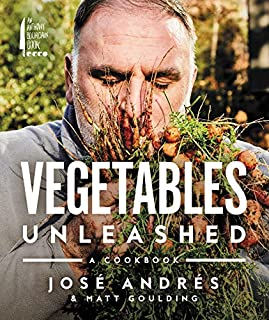 Book Cover: Vegetables Unleashed: A Cookbook