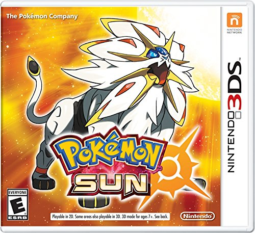 Pokémon Sun - Nintendo 3DS Photo