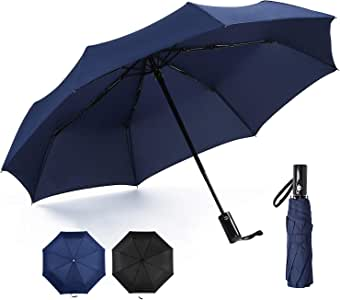 Rustic Japan Leather Western Country Art Umbrella Auto Open And Close Sun UV Protection Waterproof Foldable Compact Windproof Parasol Automatic Rain Umbrellas