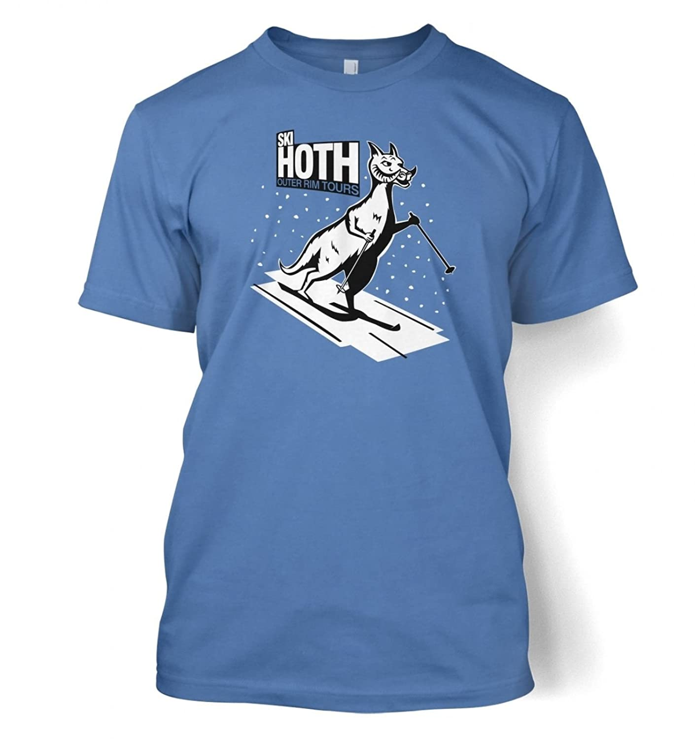 Ski Hoth t-shirt - Inspired by Star Wars